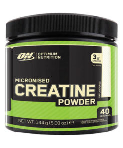 creatine micronised optimum nutrition