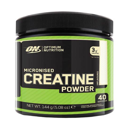 creatine micronised optimum nutrition