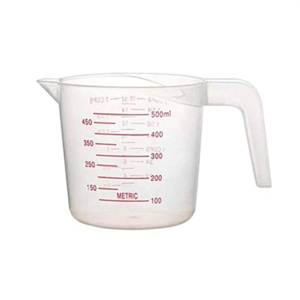 verre doseur 500 ml