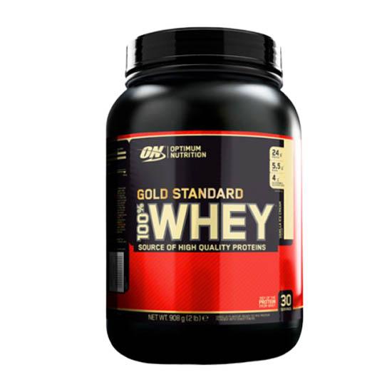 whey proteine gold standard