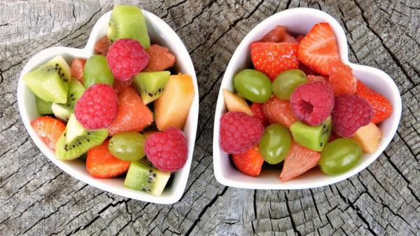 fruits musculation