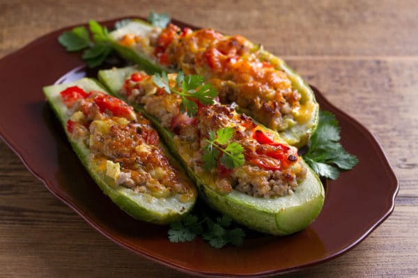courgette farcies