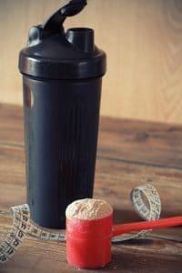 shaker protéine