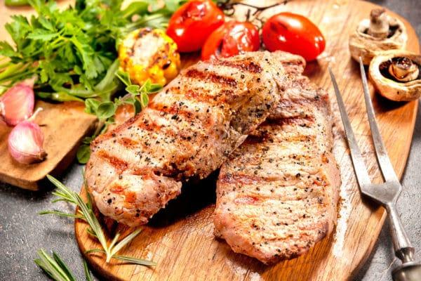 poulet protéine maigre