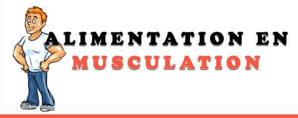 alimentation musculation prise de masse