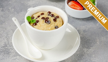 mug cake cookie PREMIUM
