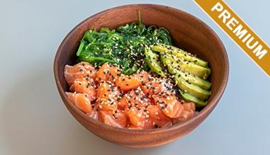 poke bowl saumon PREMIUM