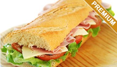 sandwich jambon PREMIUM