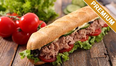 sandwich thon premium